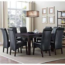 Dining Room Sets Kitchen  Dining Room Furniture The Home Depot - Black dining room sets