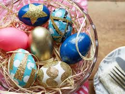 decorate your own easter eggs saga
