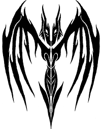 symmetrical tribal designs of crosses free download clip art
