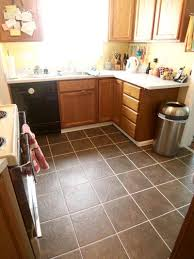 Kitchen Tile Floor New Kitchen Tile Floor Home Sweet Home