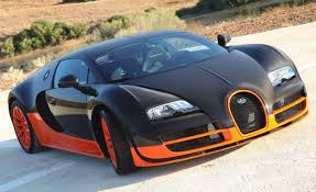 bugatti veyron supersport supercars