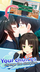 visual novels for android moe visual novel for anime fans app for