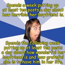Facebook Girl Meme - annoying facebook girl meme imgflip