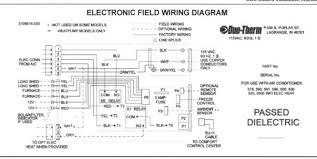 wiring diagram heil furnace thermostat wiring diagram high