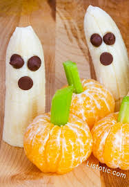 Halloween Goodies 15 Super Cute Halloween Treats To Make For Kids And Adults Easy