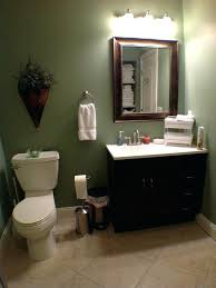 green bathroom ideasthough i hesitate to paint bathrooms green not