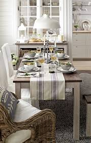 Dining Room Tablecloths by Best 20 Casual Table Settings Ideas On Pinterest Natural Dinner