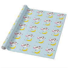 cow print wrapping paper cows wrapping paper zazzle