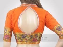 collar neck blouse designs u2013 best blouse 2017
