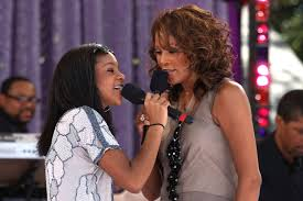 Whitney Houston Daughter Found In Bathtub Whitney Houston U0027s Daughter Moves To New Hospital Page Six