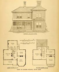 100 victorian blueprints victorian style house plan 4 beds