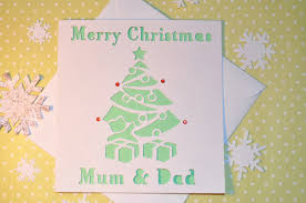 handmade christmas card ideas for teachers modern homemade