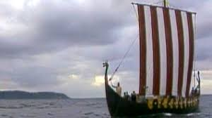 bbc two primary history saxons and vikings viking voyagers