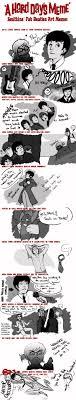 The Beatles Meme - beatles meme by chuuri on deviantart