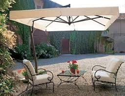 Patio Umbrellas Cantilever Fim P Series 9 5 Square Cantilever Patio Umbrella 9 5 X 9 5