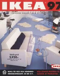 ikea catalog cover 1997