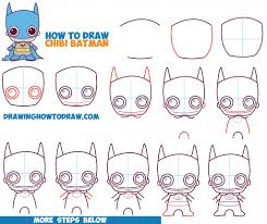 batman drawing step by step how to draw batman easy step by step