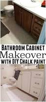 Painted Vanities Bathrooms Best 25 Painted Vanity Ideas On Pinterest Painted Bathroom