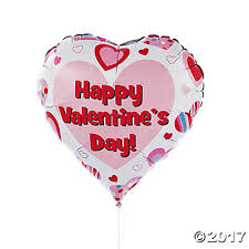 valentines ballons s day mylar balloons