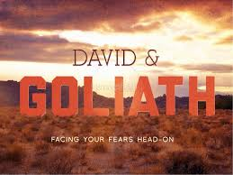 david and goliath bible story powerpoint template powerpoint sermons