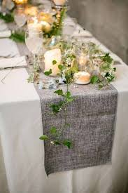 good wedding reception table decorations on a budget