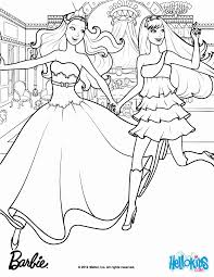 barbie the princess u0026 the popstar coloring pages keira u0026 tori