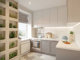 kitchen scandinavian kitchen features white cabinet with honeycomb