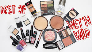 best of wet n wild makeup 2016