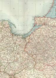 East Germany Map by The Schwertfeger Schwert Families Maps Of The Danzig Region