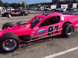 Light Pink Car Joey Ferrigno Rolls Out Special Car In Fund Raising Effort For