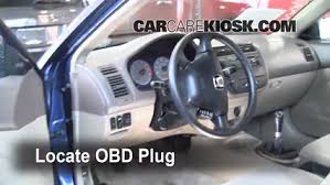 engine light is on 2001 2005 honda civic what to do 2001