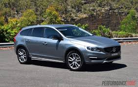 2016 volvo v60 cross country d4 review video performancedrive