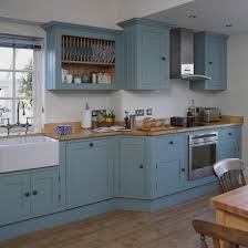cream shaker style kitchen traditional kitchen ideas ideal home