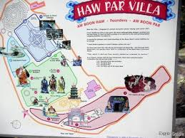 layout of villa park haw par villa park singapore exploguide off the path travel