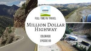 Colorado Travel Times images Ep 69 million dollar highway colorado rv travel camping jpg