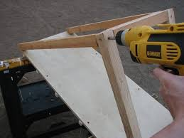 how to build a dog ramp tools and materials