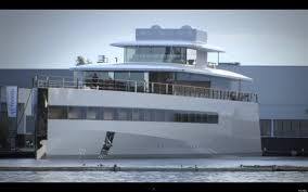 Steve Jobs Home Interior Steve Jobs U0027 Yacht Venus Finished A Year After His Death Photos