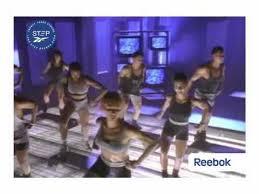 step class dvd reebok step workout