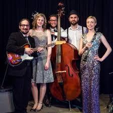 london wedding band hetty and the jazzato band function wedding band london