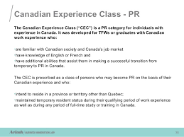 awesome collection of work experience letter for canada