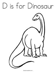 Dinosaur Coloring Twisty Noodle