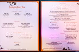 thanksgiving dinner salad thanksgiving dinner menu u2022 the disney cruise line blog
