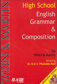 high english grammar u0026 composition multicolor illustrated