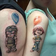 marriage tattoos couple arm tattoo on tattoochief com