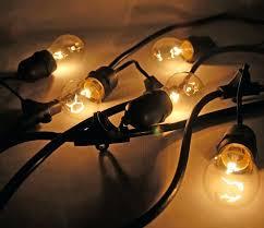 Patio Globe Lights Outdoor String Bulb Lights String Globe Lights Target Outdoor