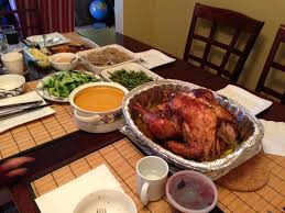 thanksgiving traditional a u201ctraditional u201d thanksgiving dinner cultural encounters arts