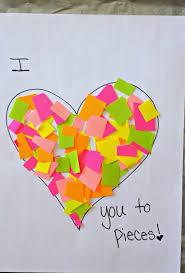 50 creative valentine day crafts for kids valentine crafts for