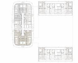 Skyscraper Floor Plan by A Floating Gold Roof Tops Big U0027s Proposed Västerås Transportation