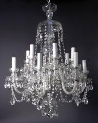 Cristal Chandeliers by Vintage Crystal Chandelier Modern Home Design