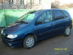 renault scenic 2002 specifications 1999 renault scenic specs and photos strongauto